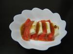 スモークサーモン&豆腐サラダ